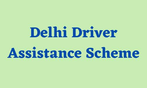 Delhi Driver Yojana 2021
