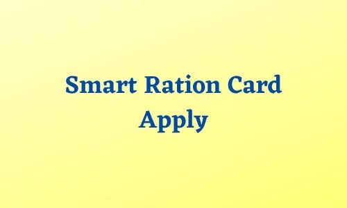 Uttarakhand Smart Ration Card